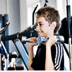 ¿Cual es la edad aconsejable para empezar en el gimnasio?