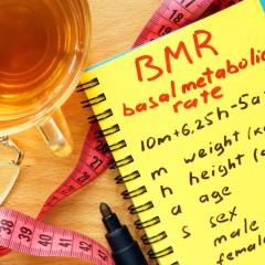 Calculadora de tasa metabólica basal (TMB)