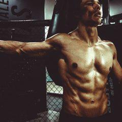 ¿A partir de que porcentaje de grasa corporal empiezan a ser visibles los abdominales?