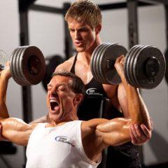 Entrenamiento para estimular el crecimiento muscular